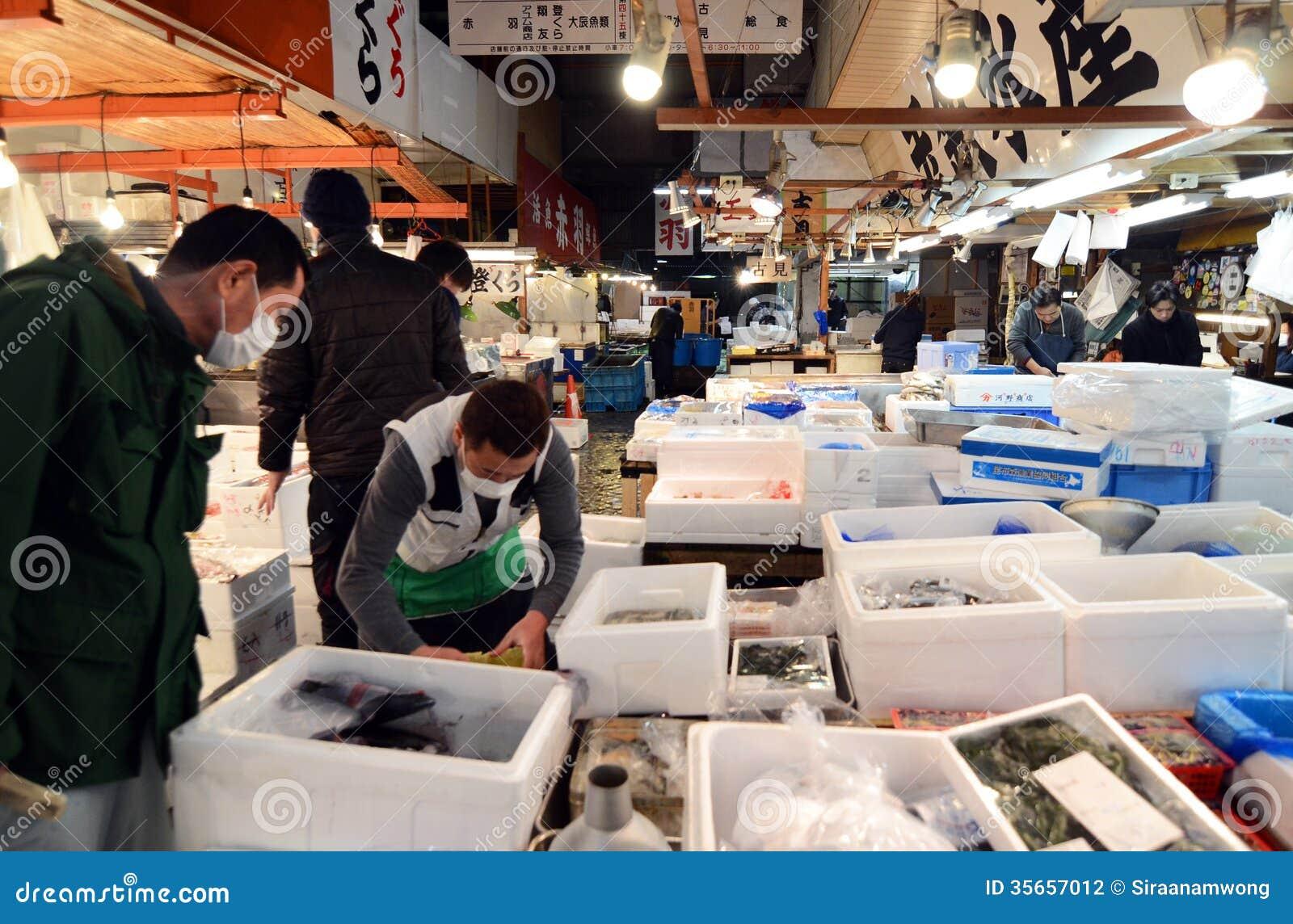 Frutti Mare Frutti NOVEMBRE Venditori TOKYO Dei Mare Ai Di Di 26 R48TqYBw1
