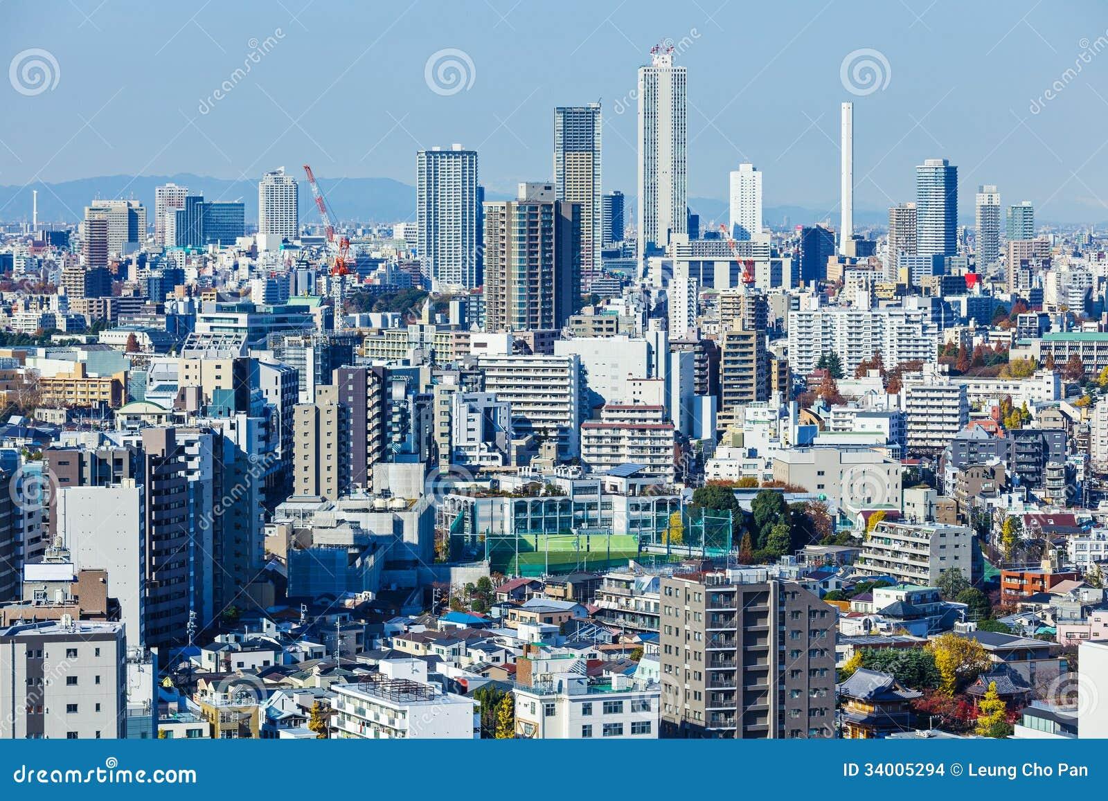 tokyo dark city skyline - photo #9