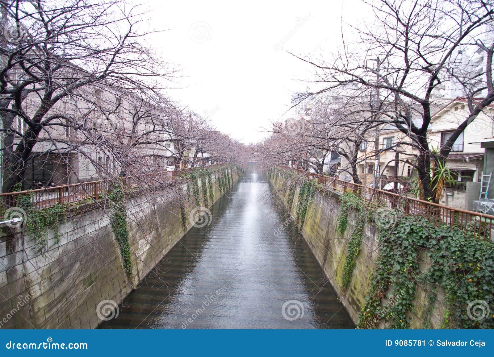 Tokyo-Stadtwasserkanal