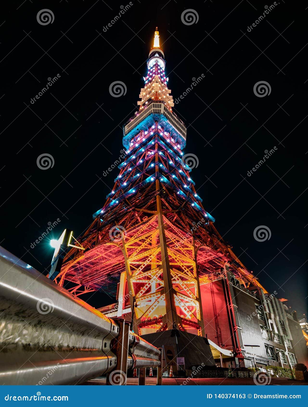 Tokyo tornnattetid