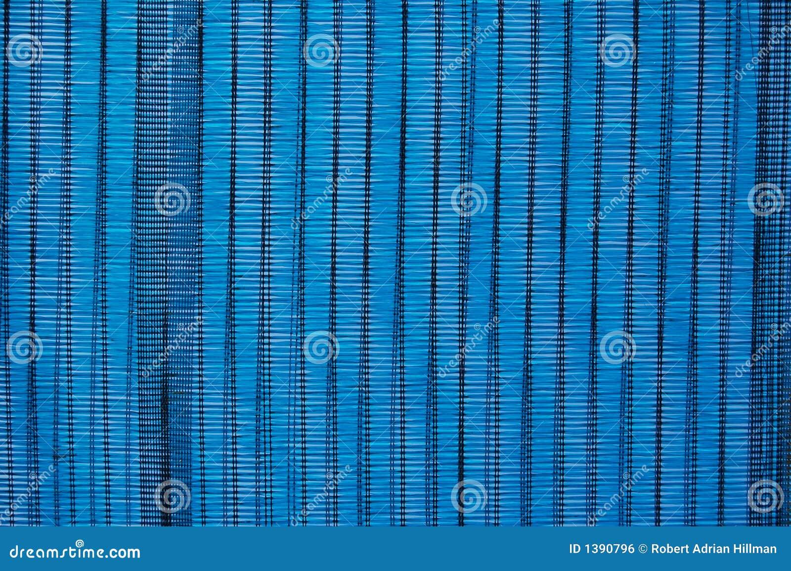 Toldo azul