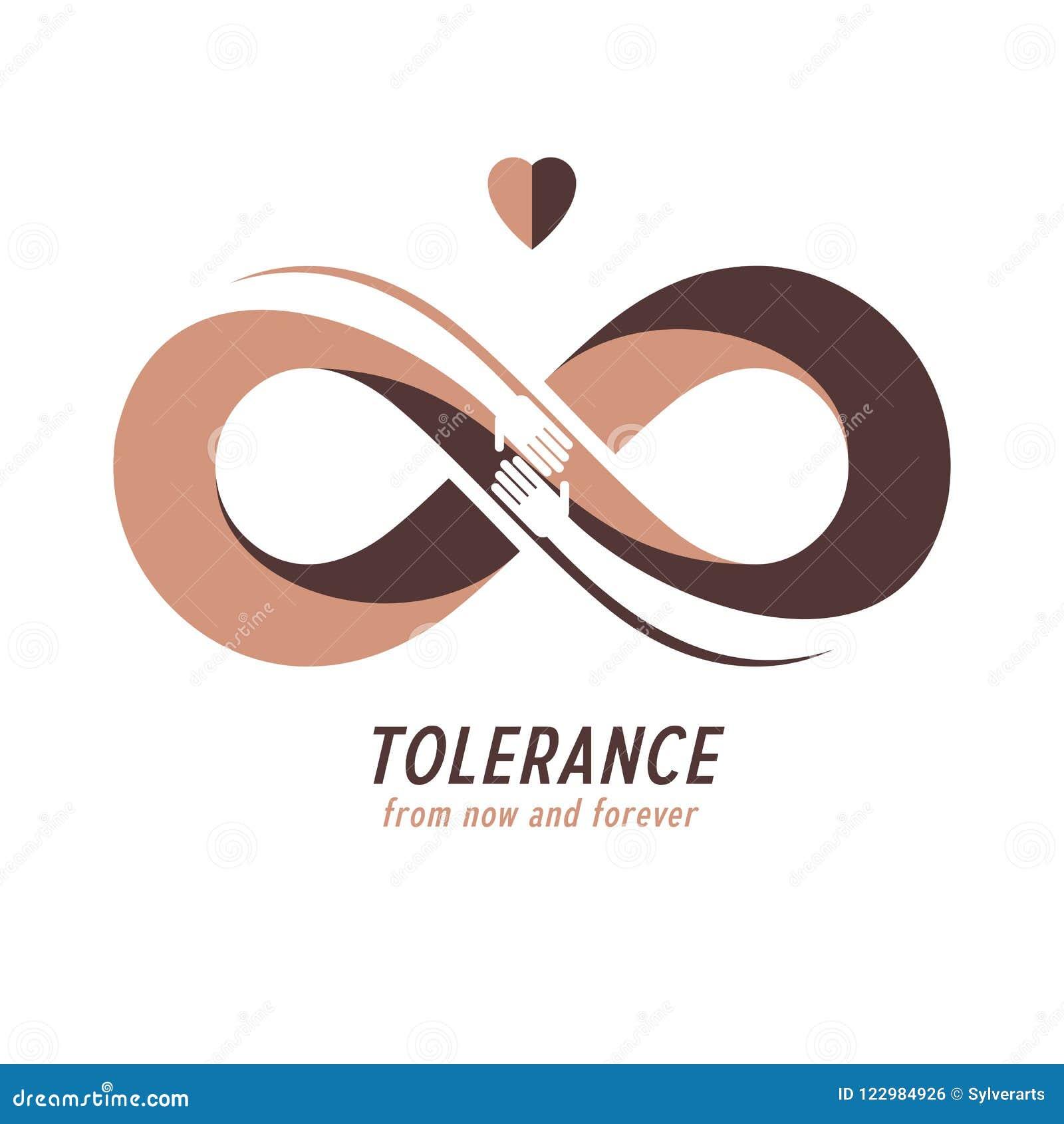 Tolerancia racial entre el símbolo conceptual de diversas naciones, mA
