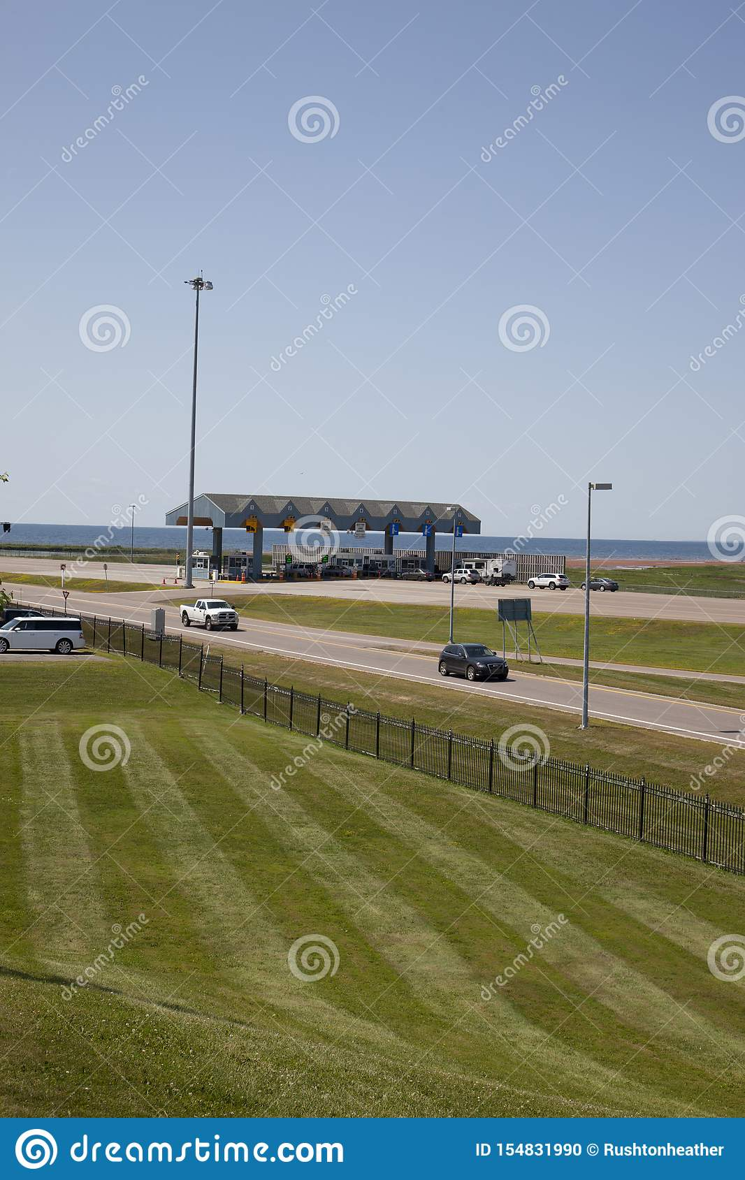 Tolls at the Confederation Bridge