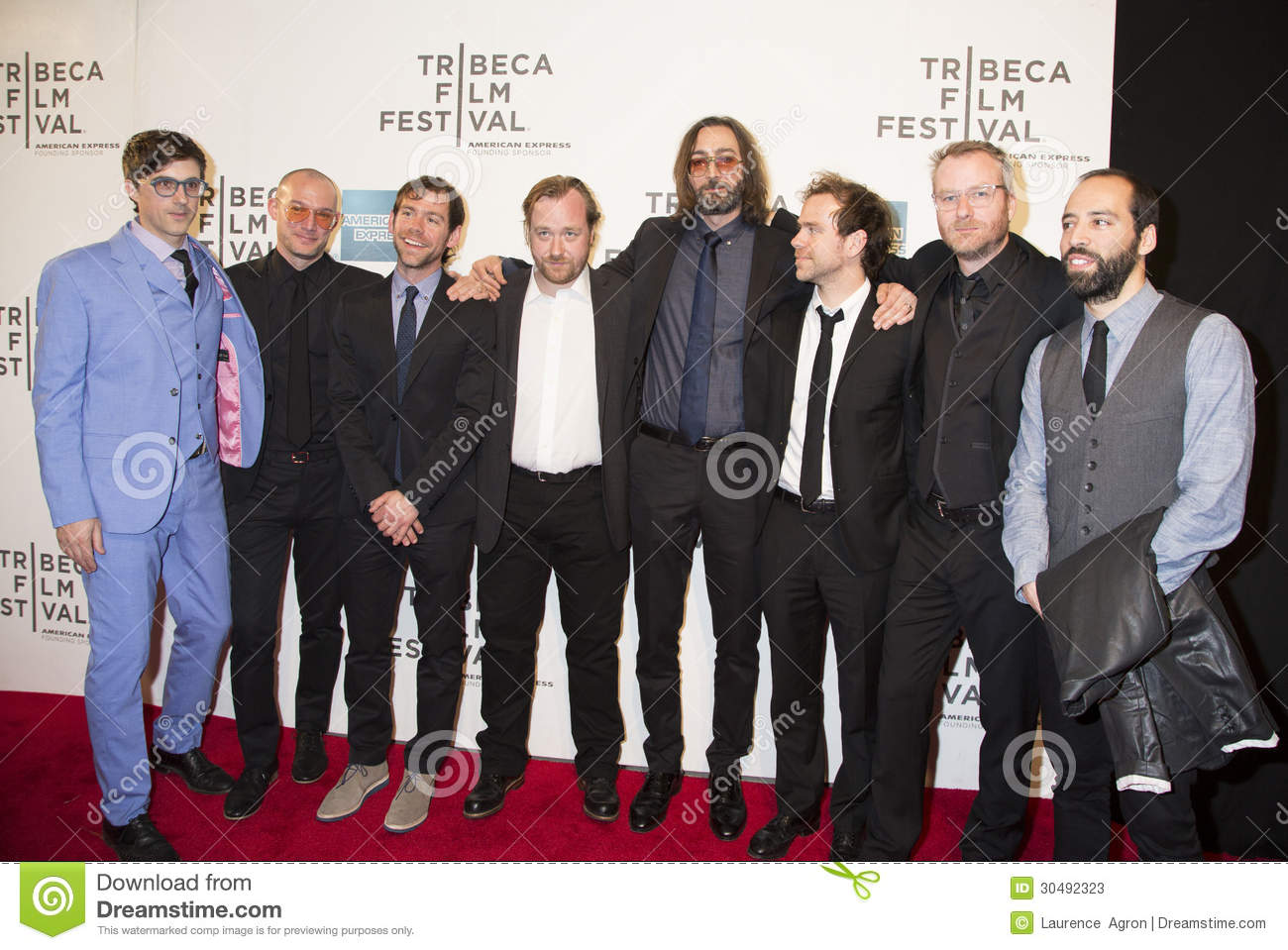 Tom Berninger And The National Band Members Editorial