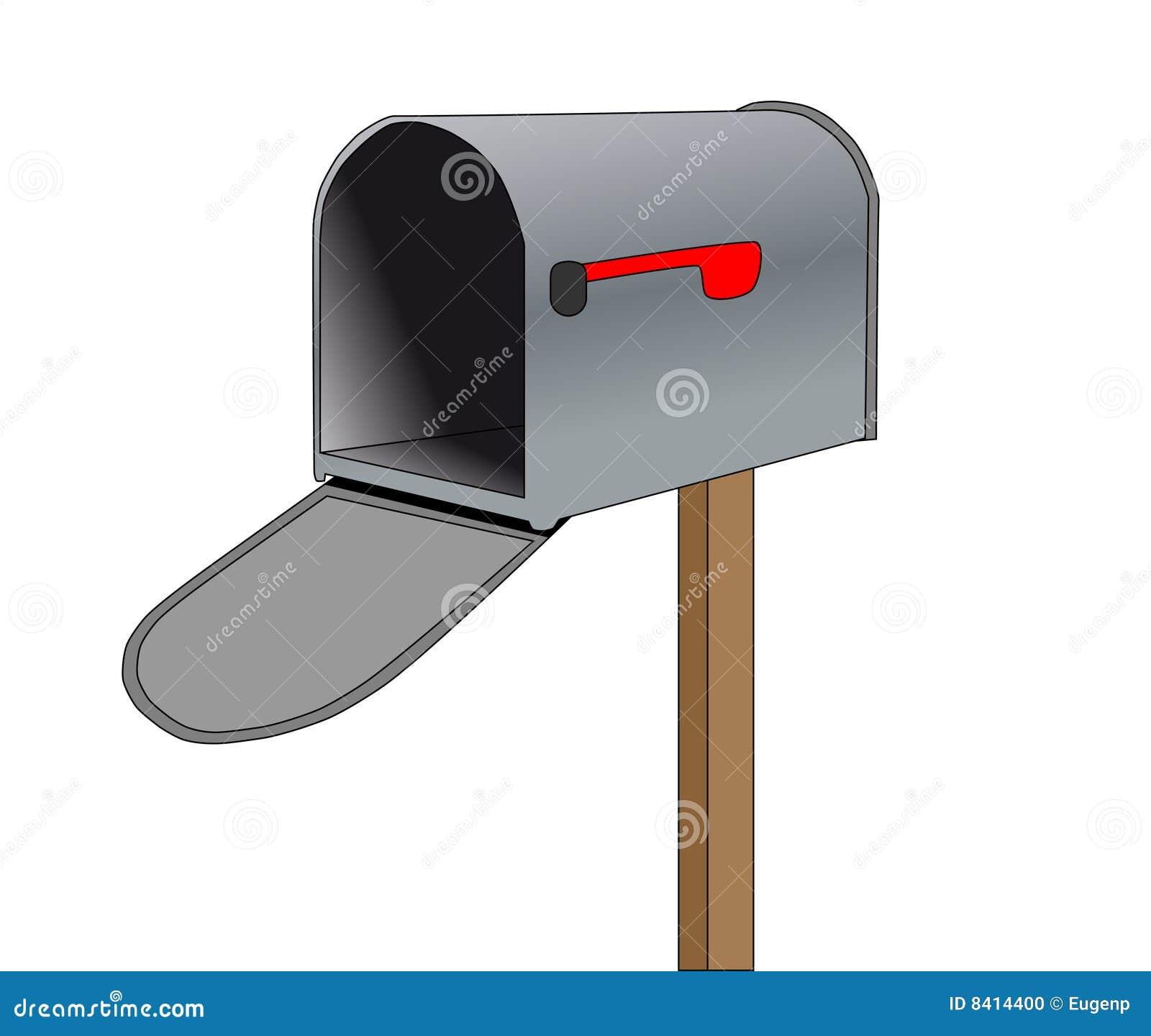 Tom brevlåda