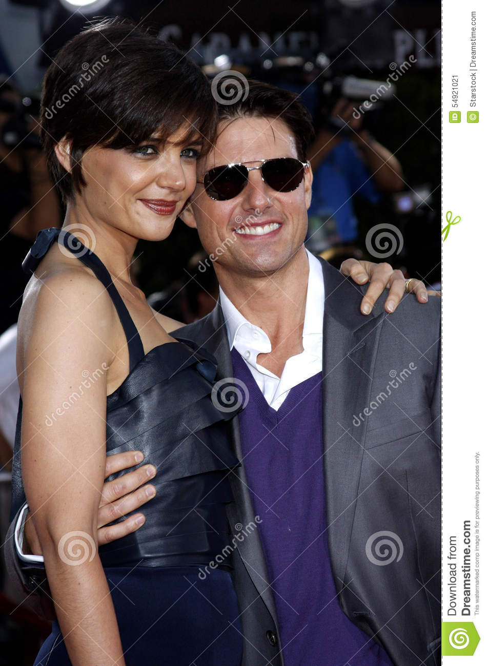 98d1c5d30d58 Tom Cruise And Katie Holmes Editorial Photo - Image of star