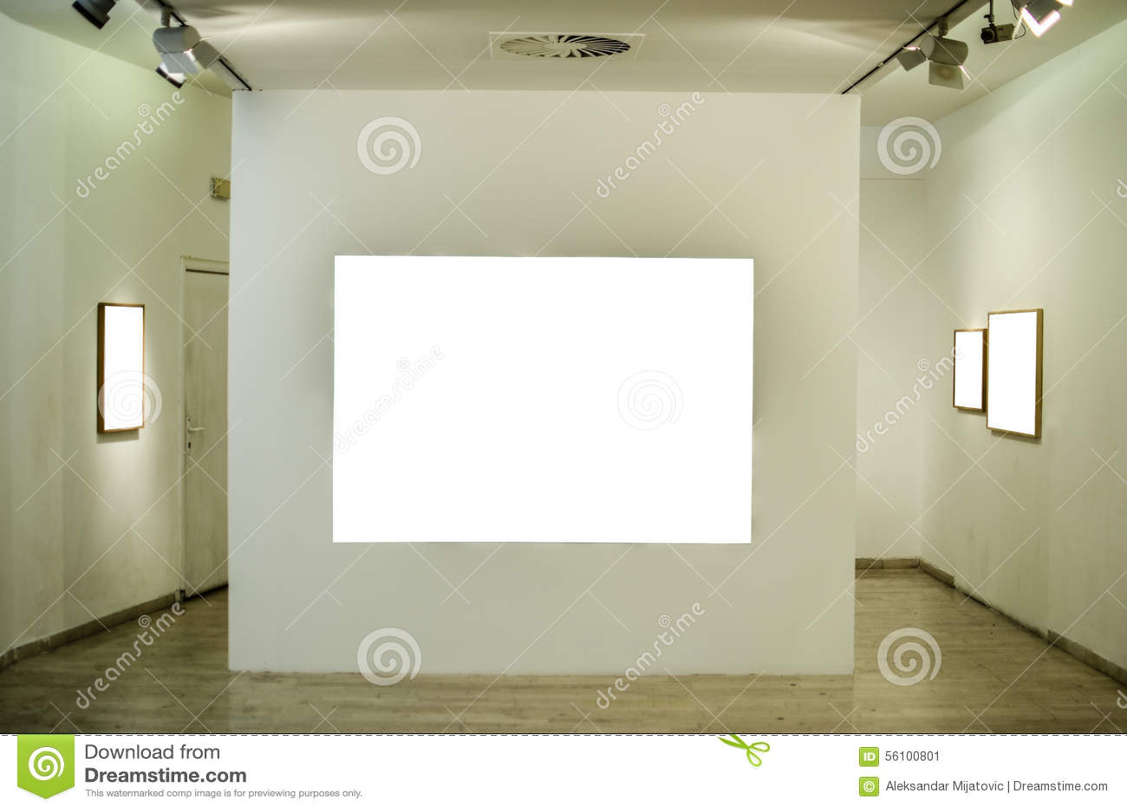 Tom gallerilokal