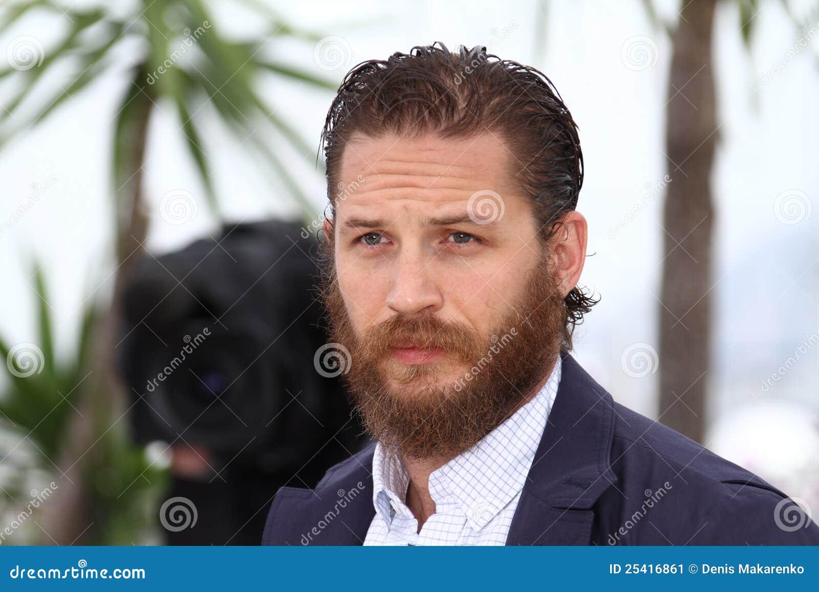 Tom Hardy Haircut In L...