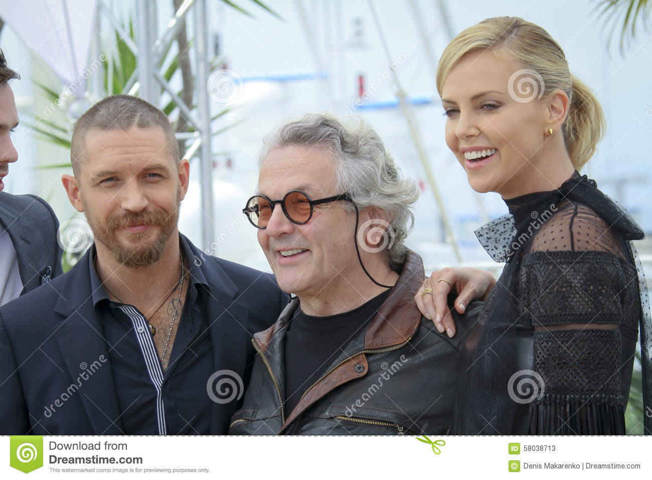 Tom Hardy, Charlize Theron, George Miller