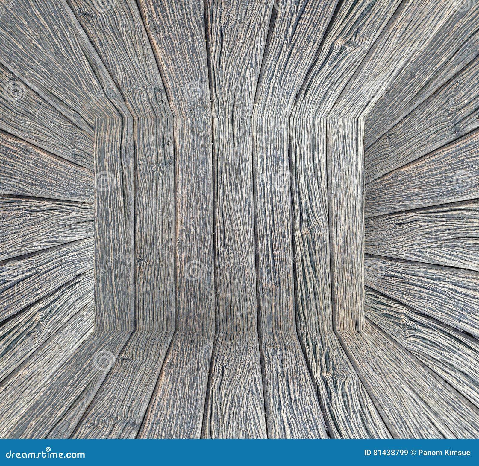 In Legno Wood Design tom inre för design, wood vägg tom lokal utrymme för text