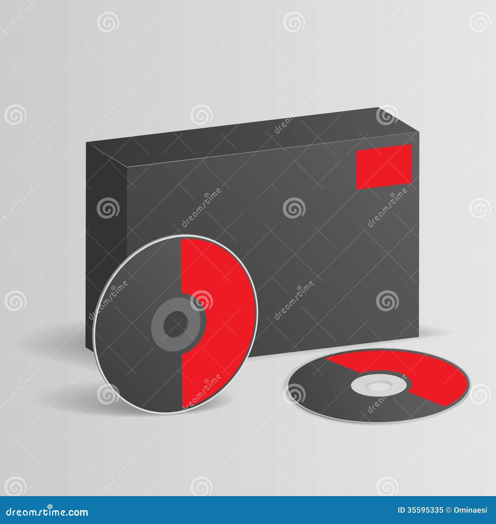 Tom programvaruask med disketten