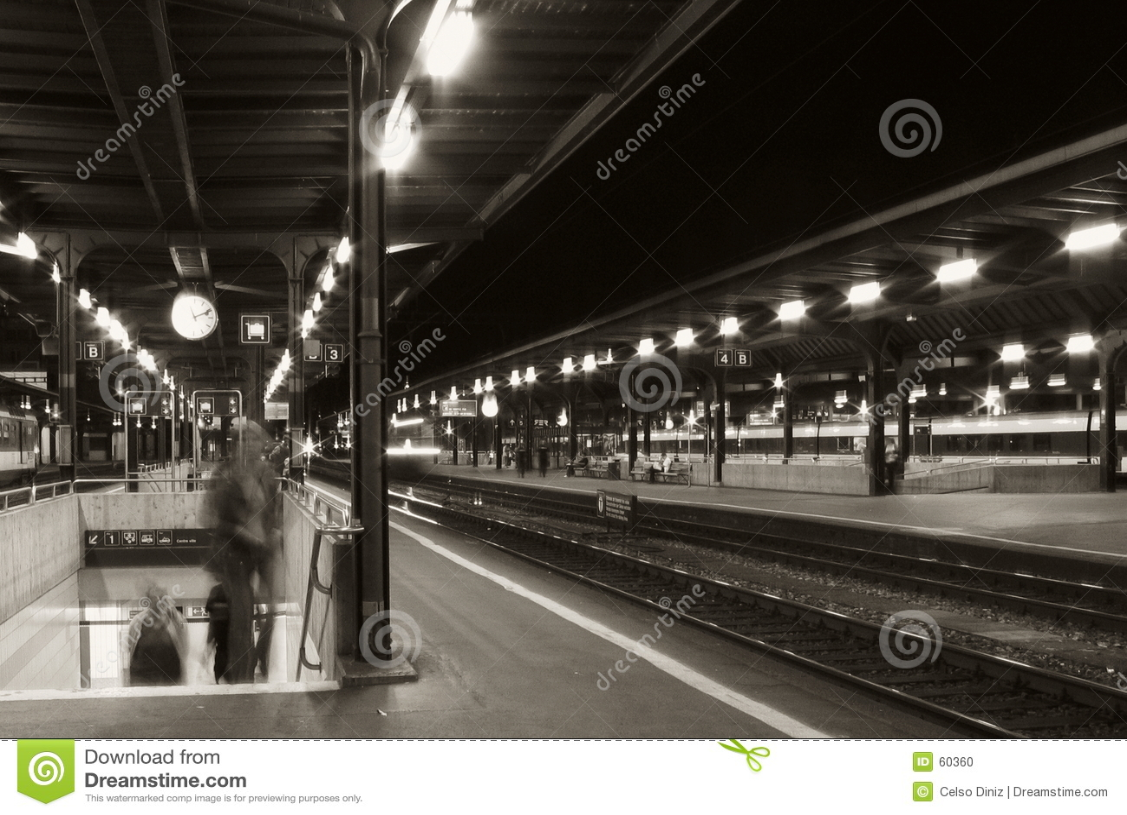 Tom station