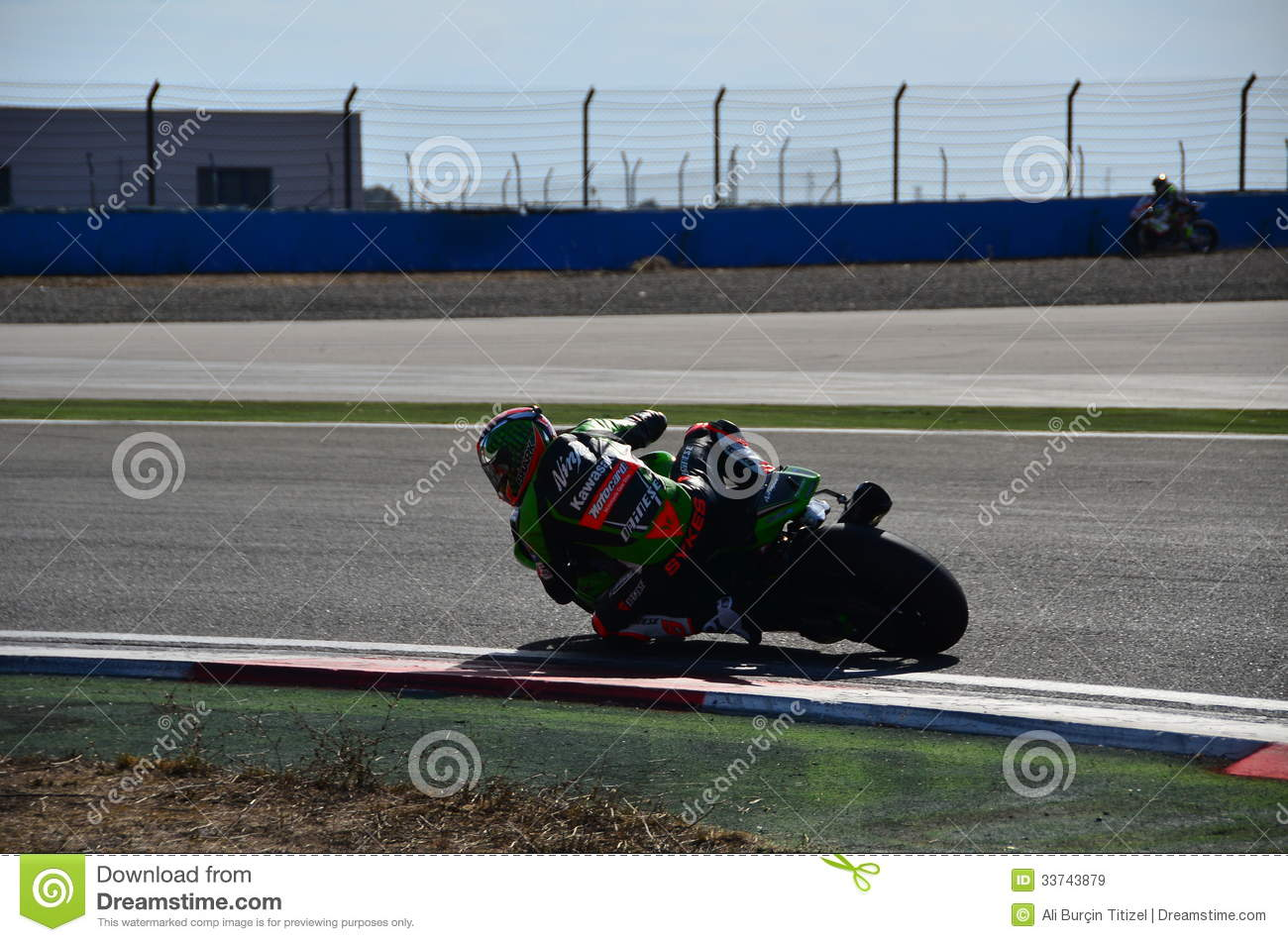 Tom Sykes Kawasaki Racing Team
