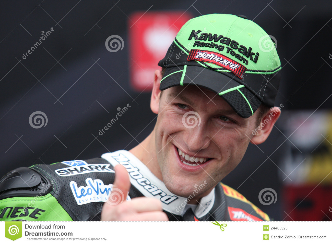 Tom Sykes - Kawasaki ZX-10R Racing Team