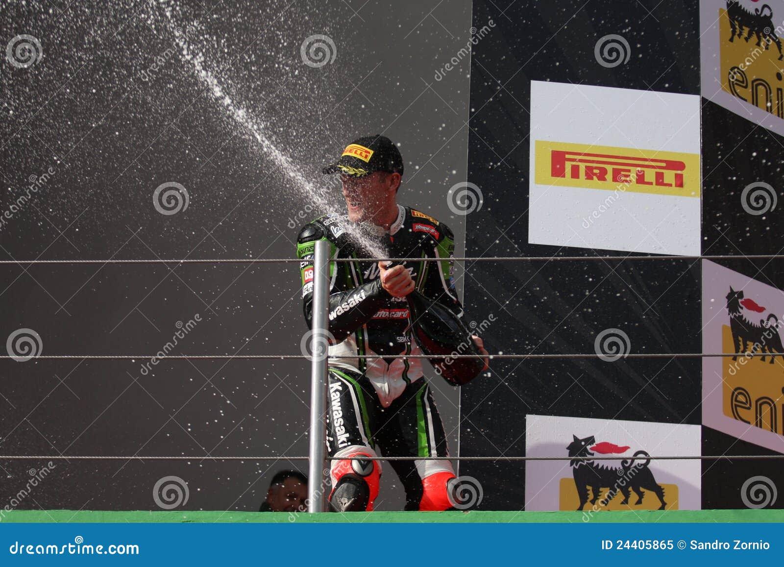Tom Sykes - Kawasaki ZX-10R Racing Team