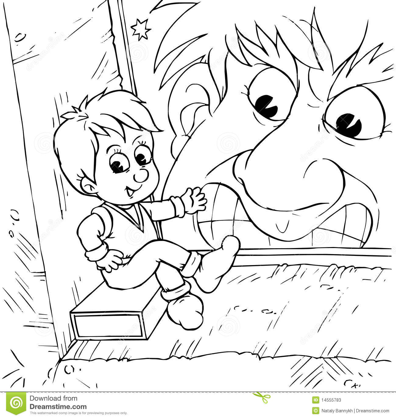 tom thumb coloring pages - photo#11