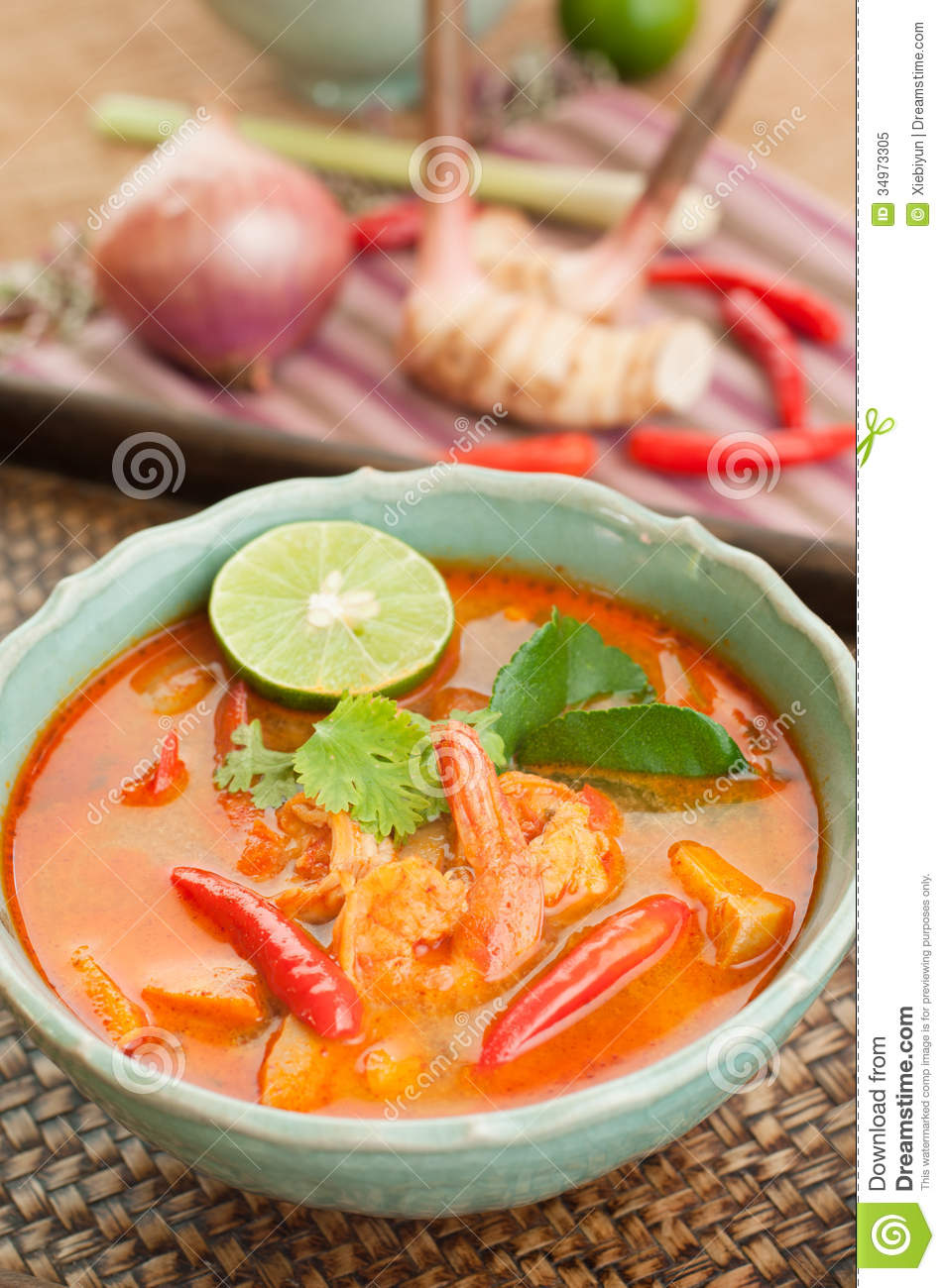 Thai Kitchen Soup Nutrition