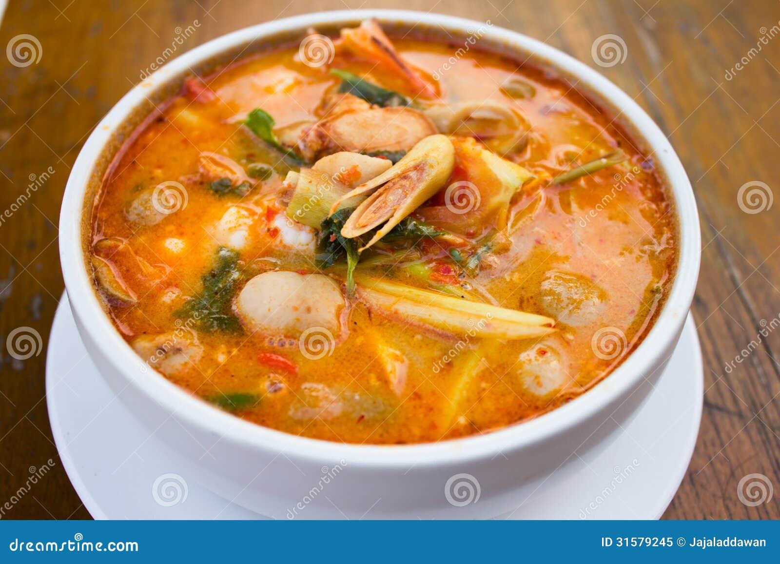 Рецепт супа том ям с курицей в домашних условиях рецепт