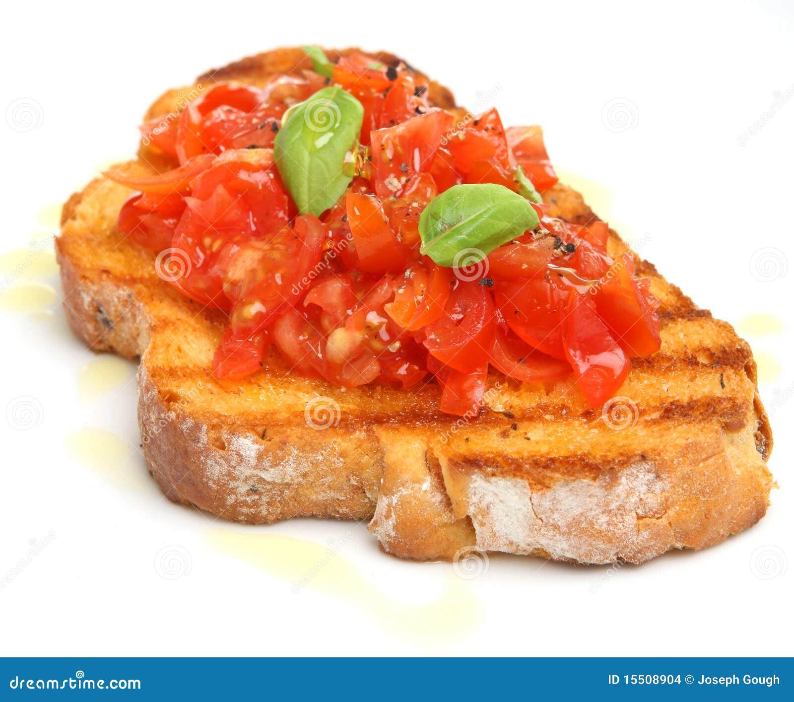 Tomaat Bruschetta