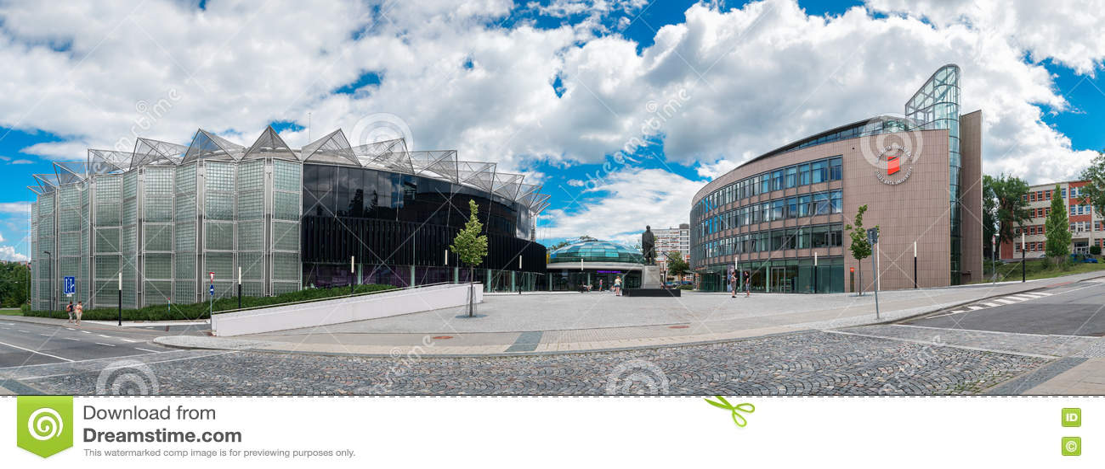Tomas Bata University em Zlin (TBU)