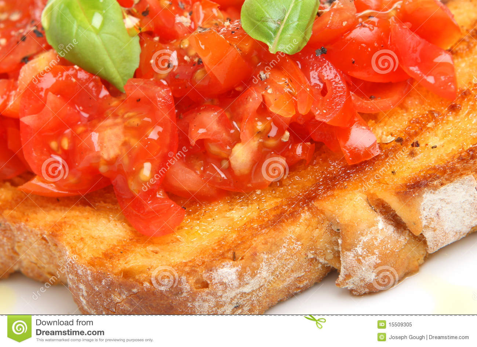 Tomate Bruschetta