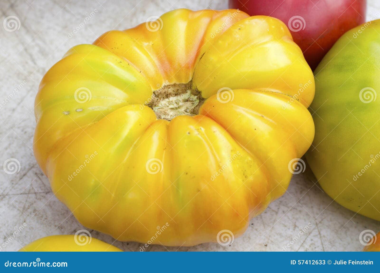 Tomate d héritage