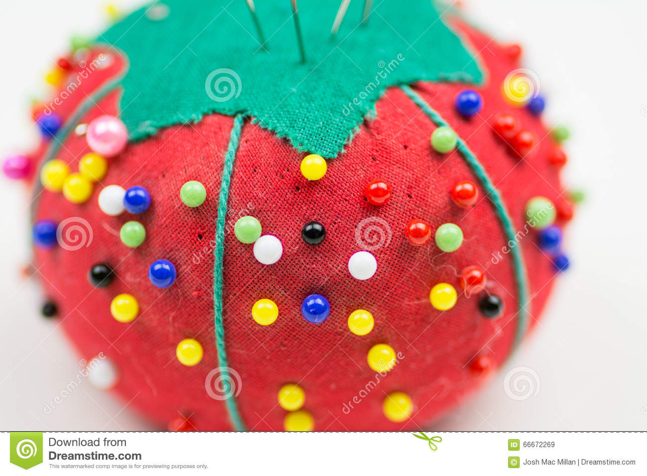 Tomate Pin Cushion