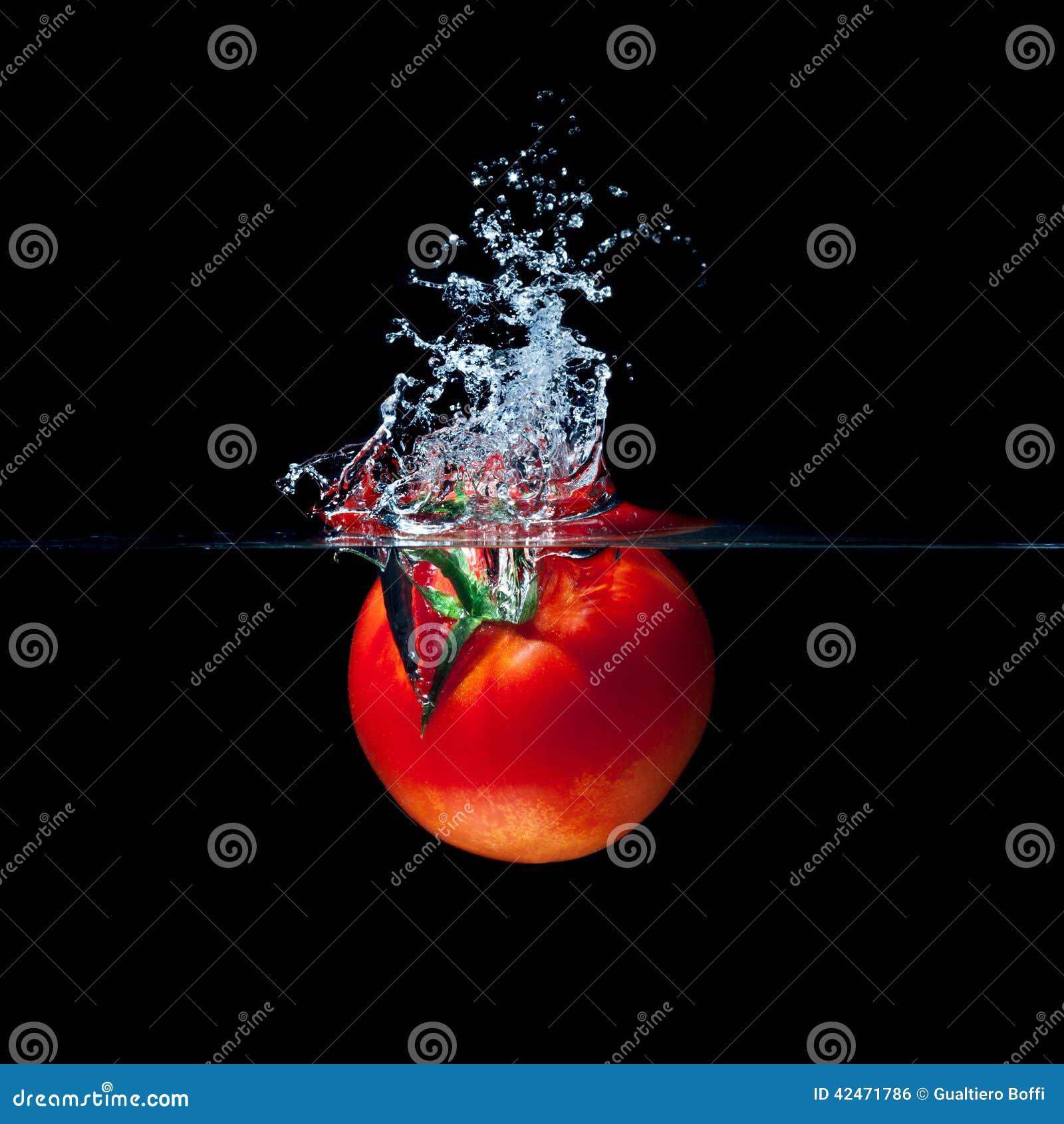 Tomatenspritzen