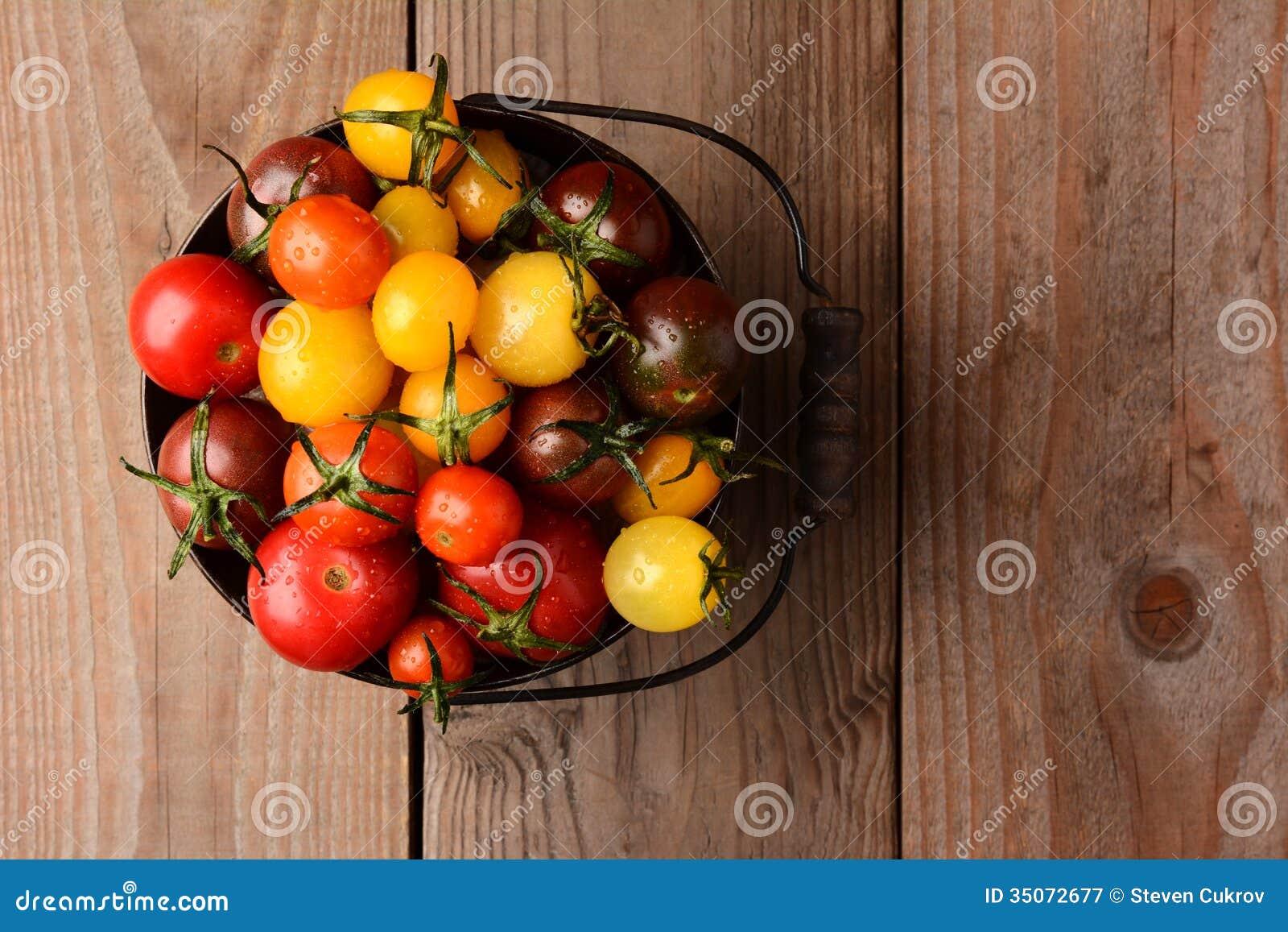 Tomates d héritage de bébé