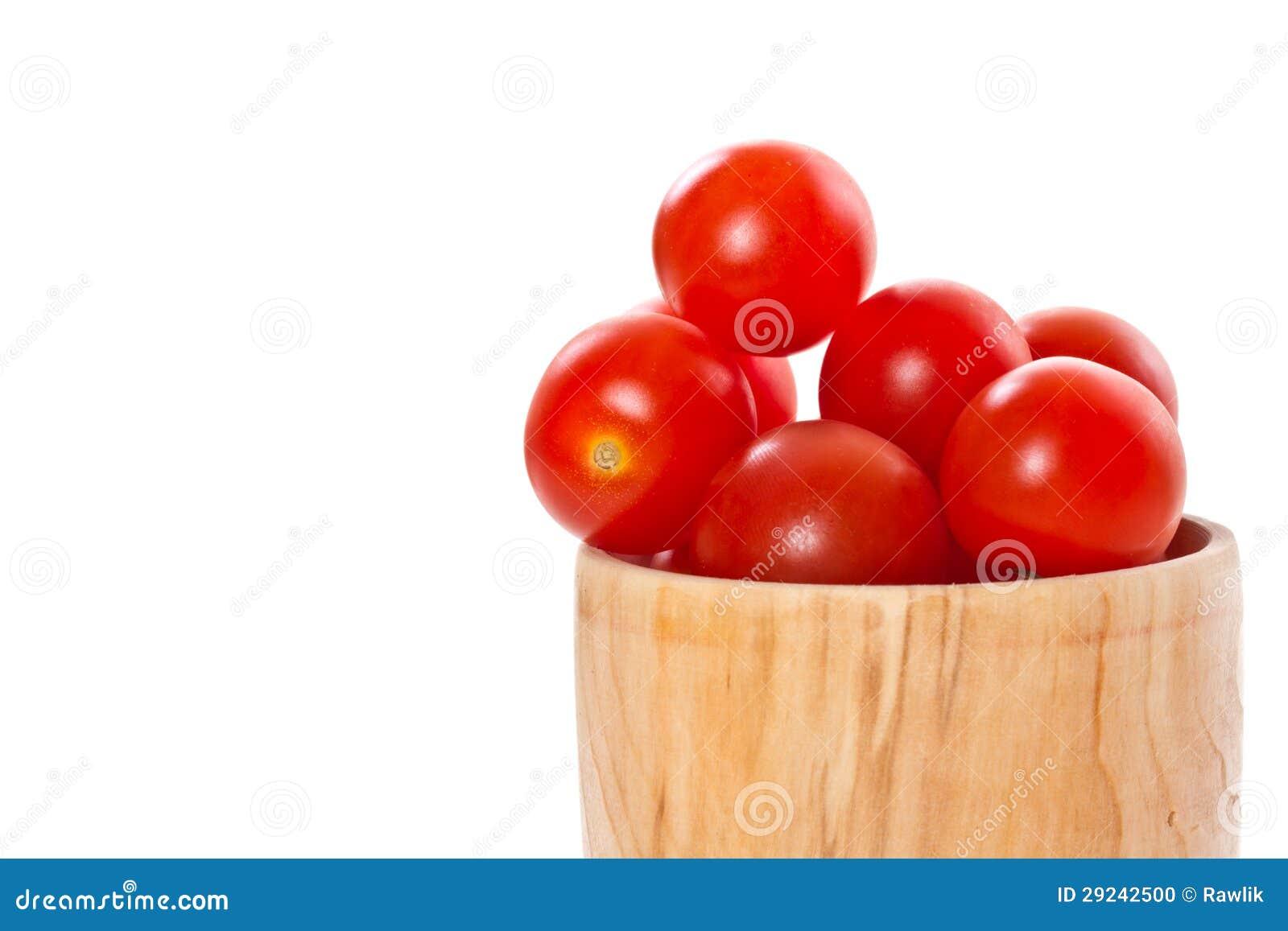 Download Tomates de cereja foto de stock. Imagem de frescor, nave - 29242500
