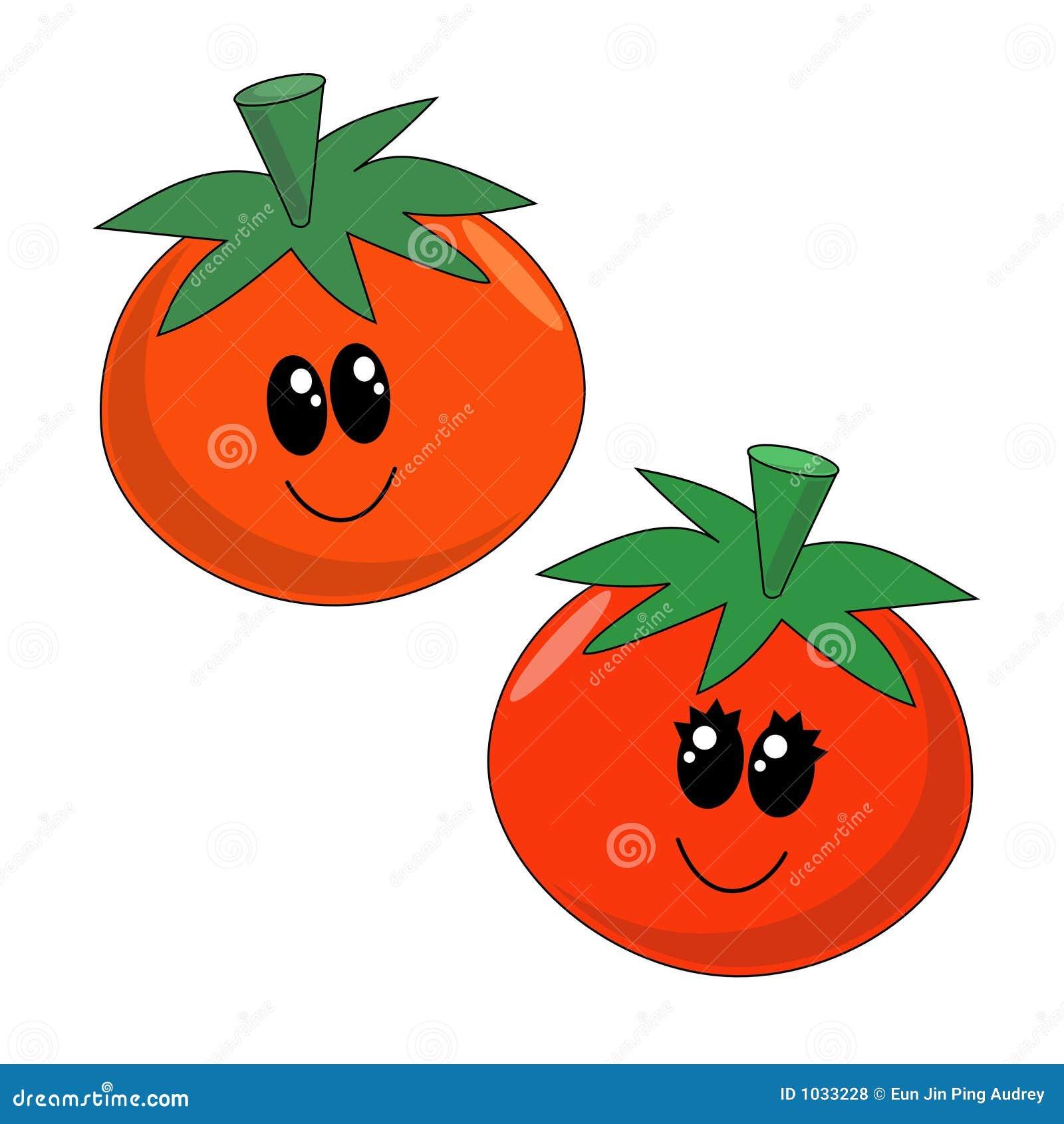 Tomates de dessin anim photos libres de droits image 1033228 - Tomate dessin ...
