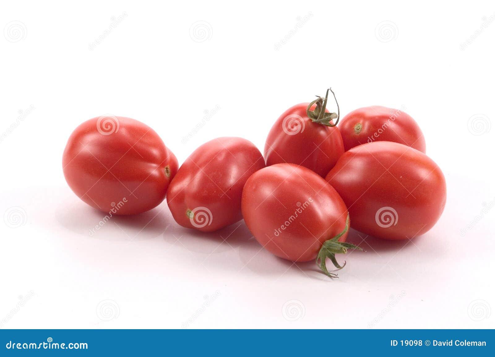 Tomates de Roma