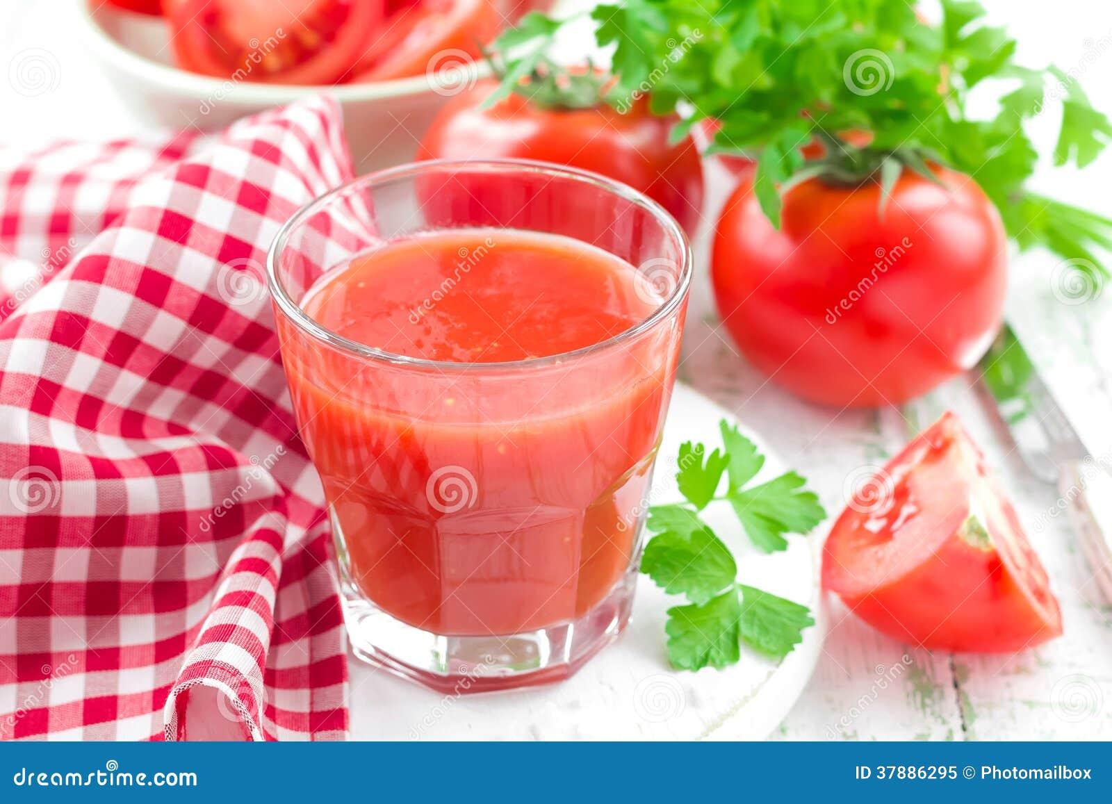 Tomatesap