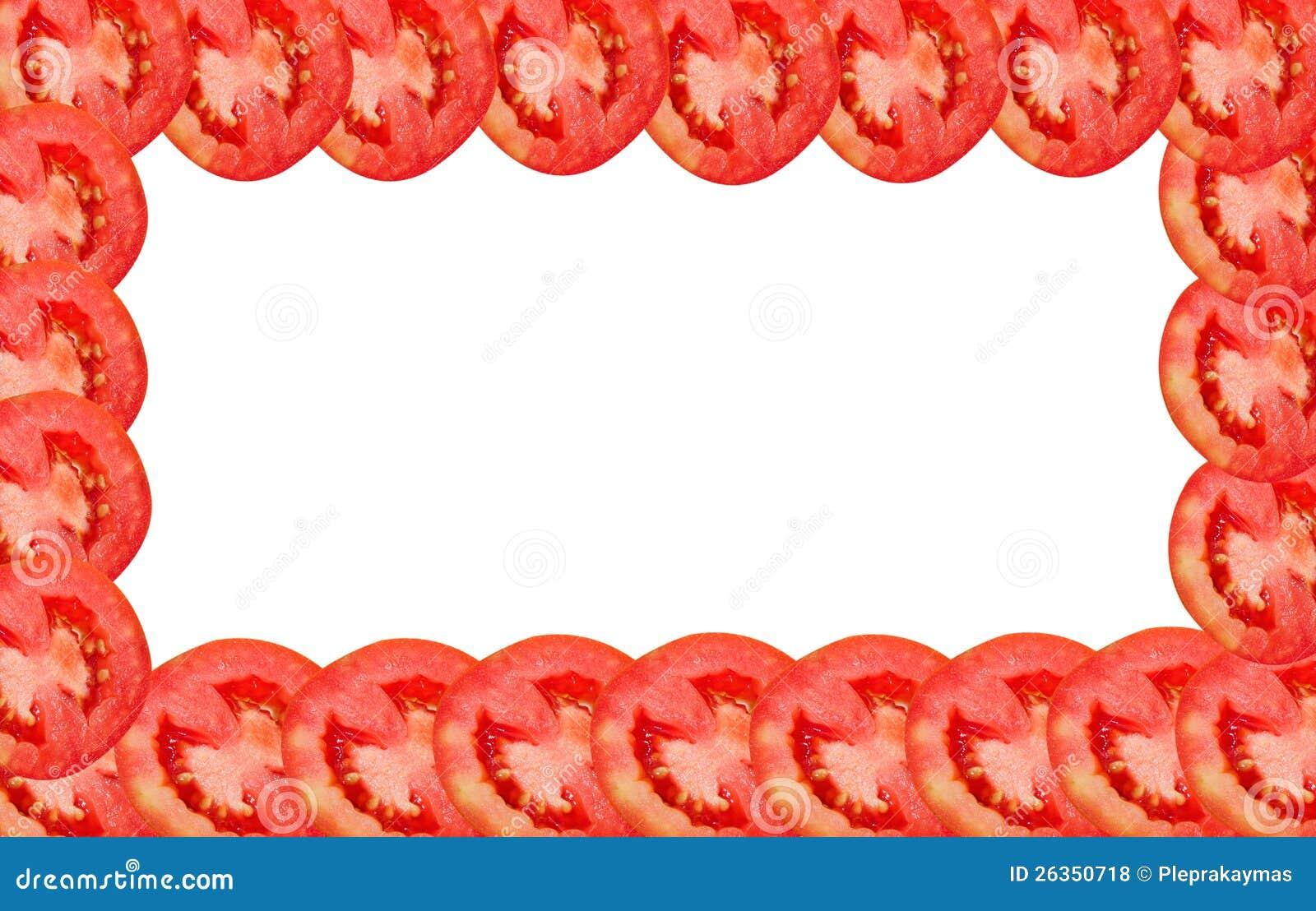 Tomatescheibe