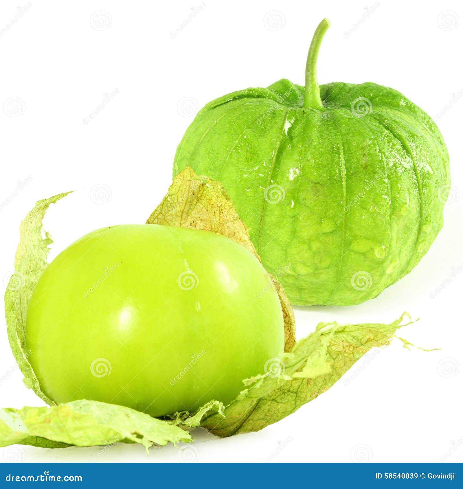 tomatillo ou fruit ou l gume vert mexicain de tomate photo stock image 58540039. Black Bedroom Furniture Sets. Home Design Ideas
