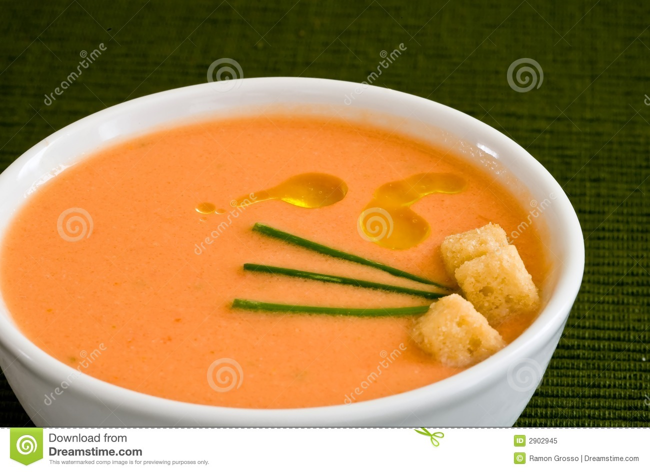 Cold Tomato Summer Vegetable Soup Recipes — Dishmaps