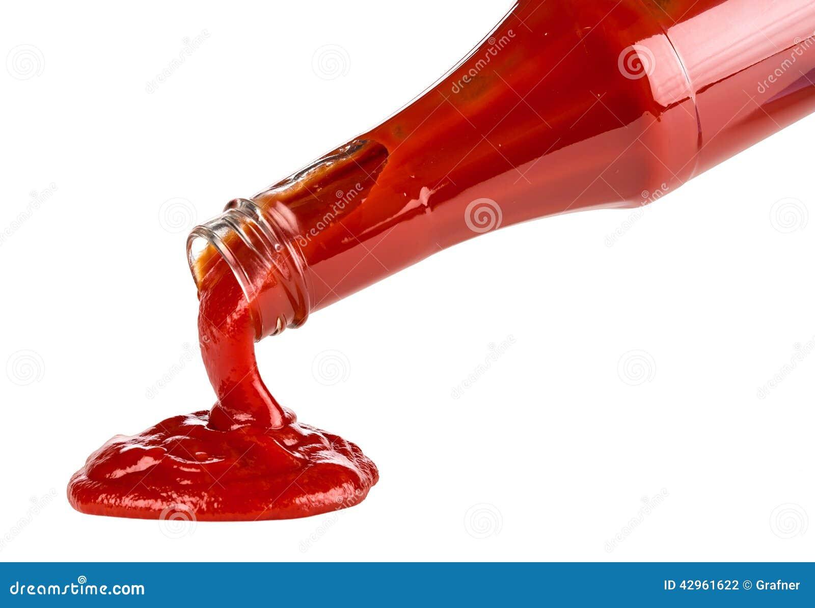 Tomato Ketchup Stock Photo - Image: 42961622