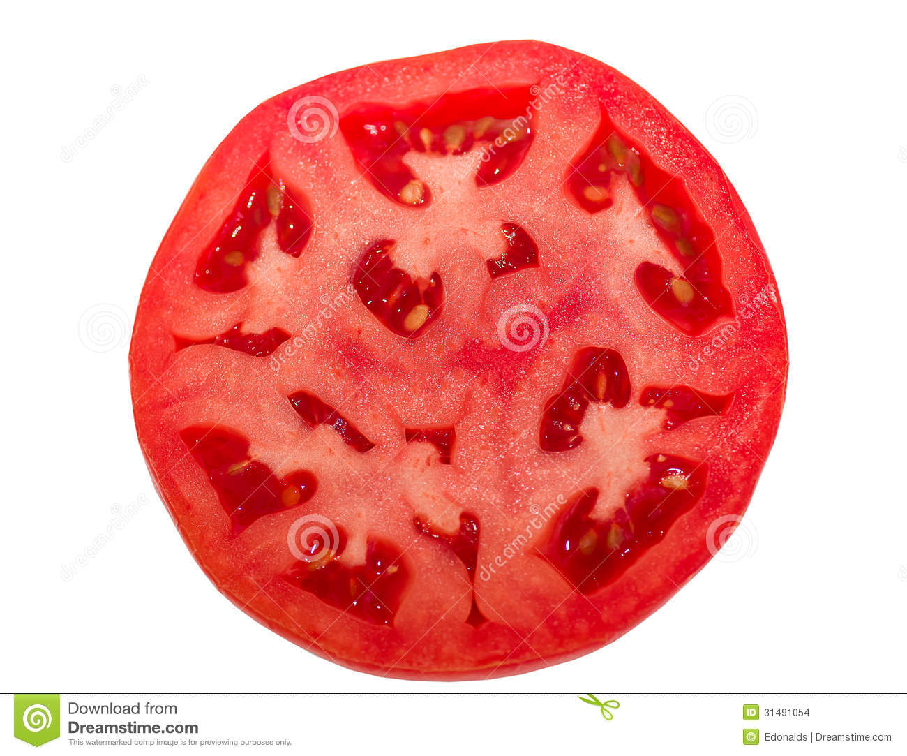 tomato slice stock photo image of horizontal vegetable 31491054