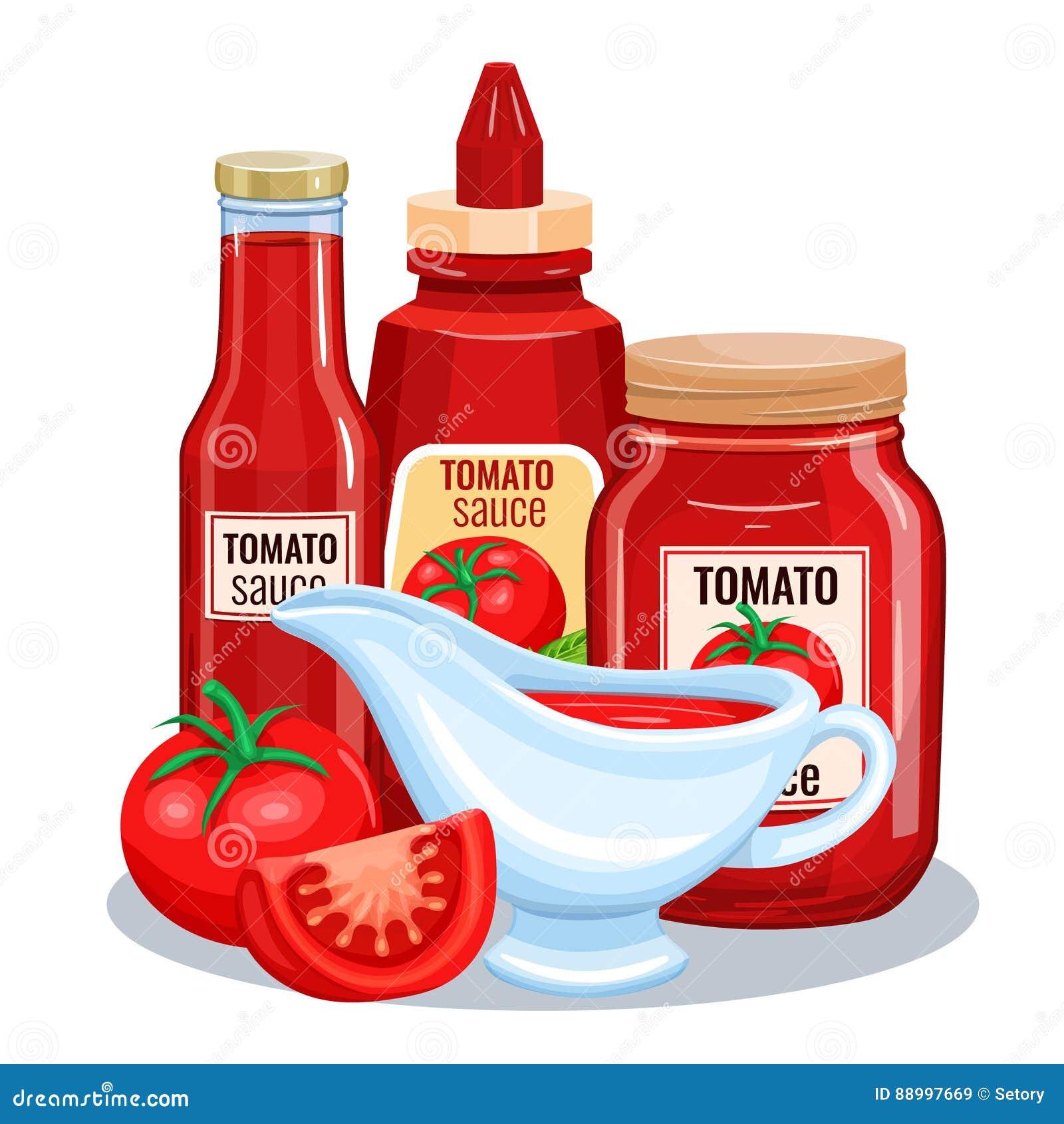 Tomatsås, ketchup