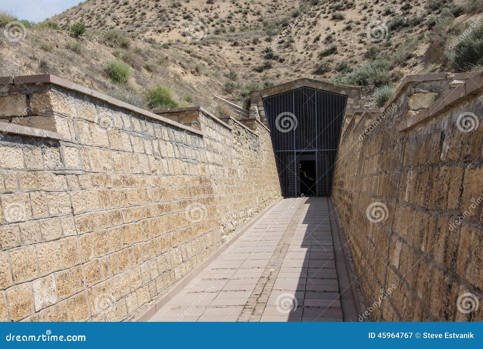 Tomb Of King Midas Stock Photo - Image: 45964767