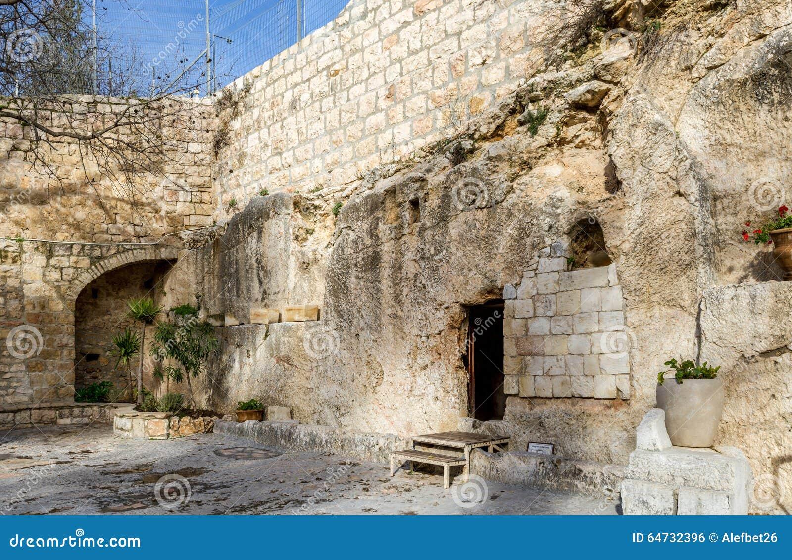 Tomba del giardino, Gerusalemme