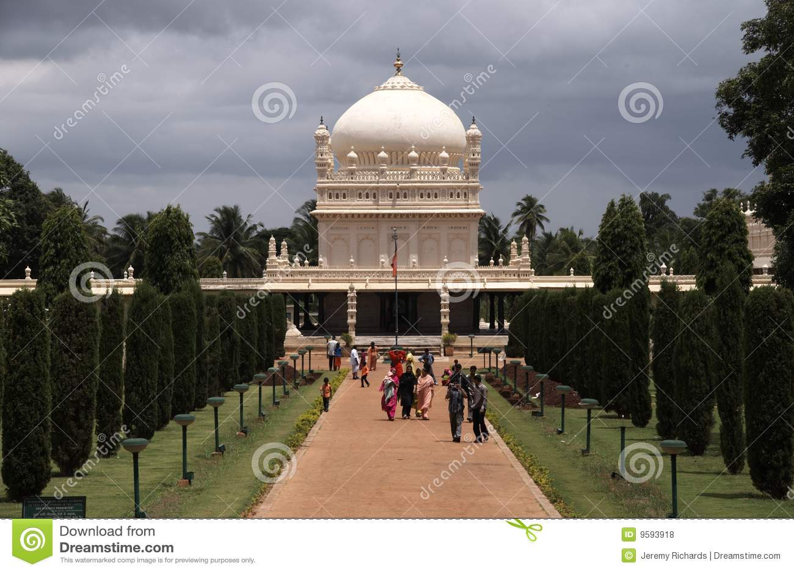 Tomba del sultano di Tipu