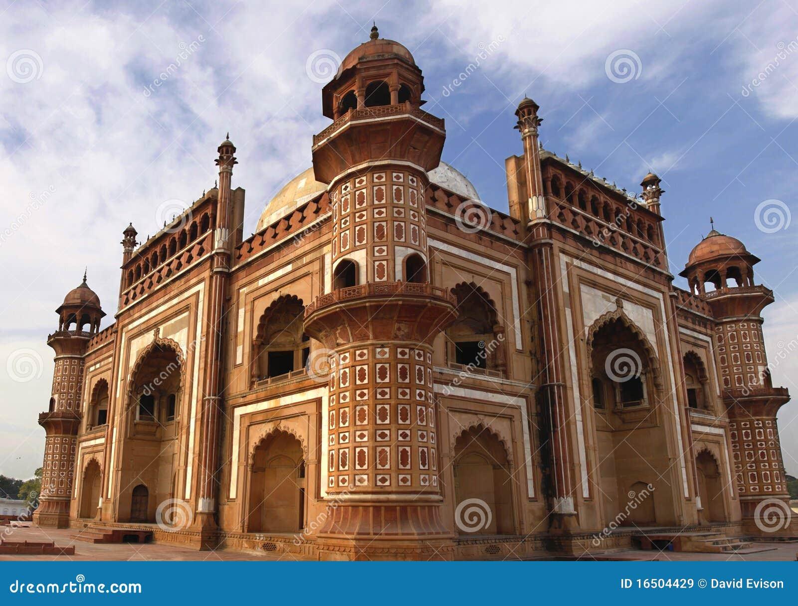 Tomba di Humayuns, India.