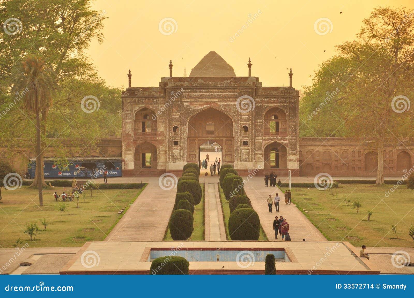 Tomba di Jahangir, Lahore