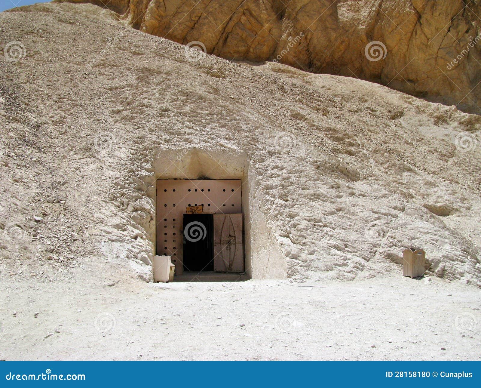 Tomba nella valle dei re