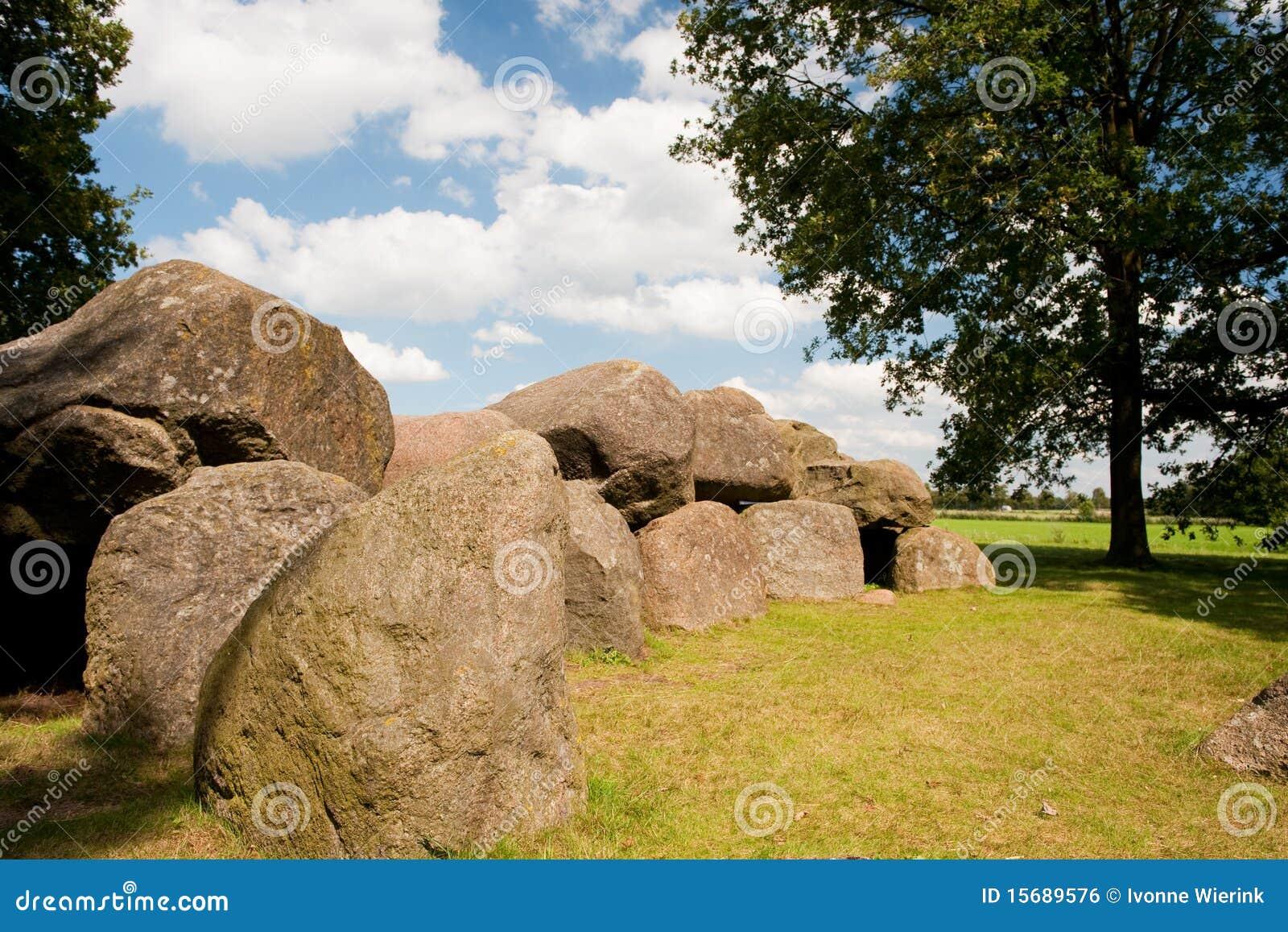 Tomba storica olandese