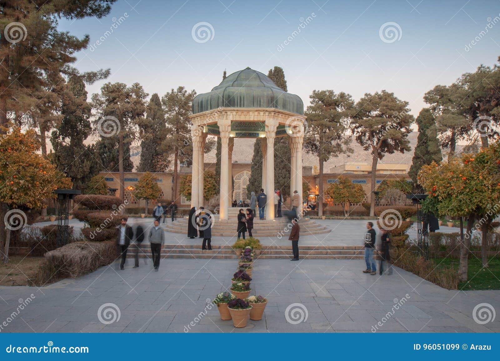 Tombe de Hafez