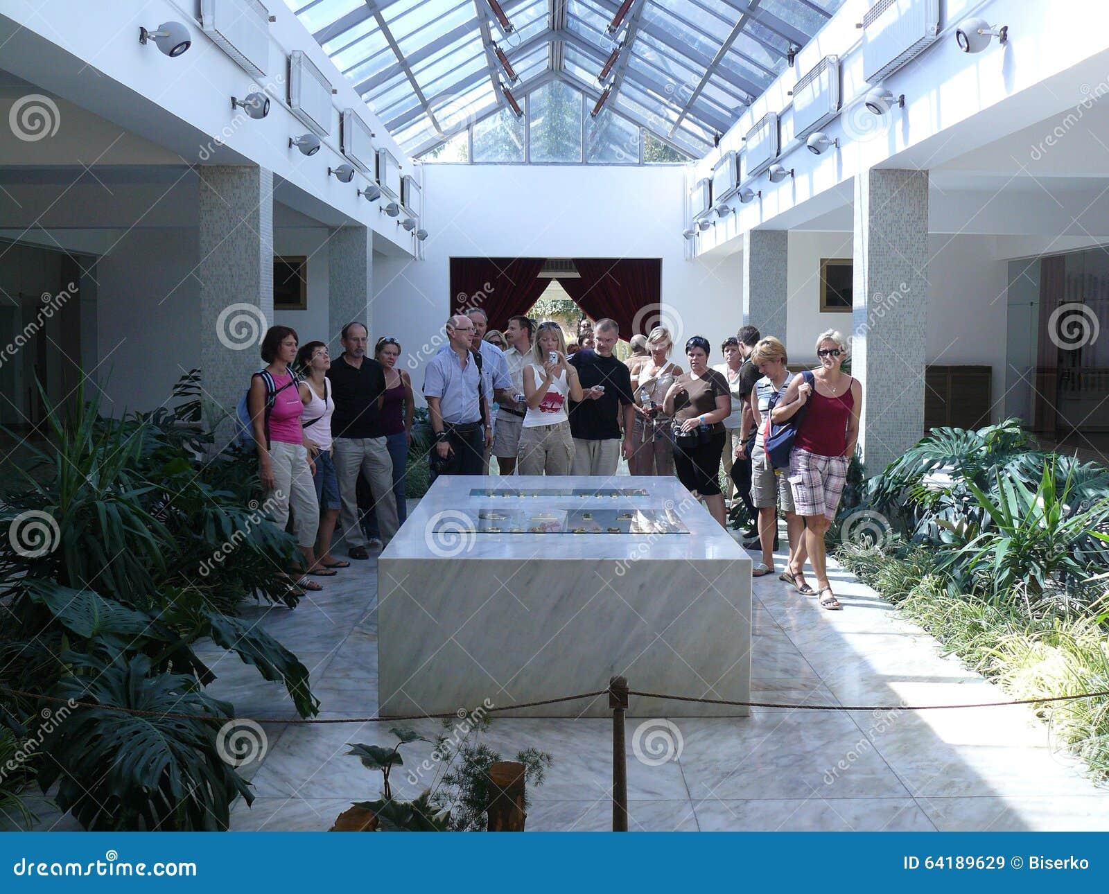 Tombe de Josip Broz Tito