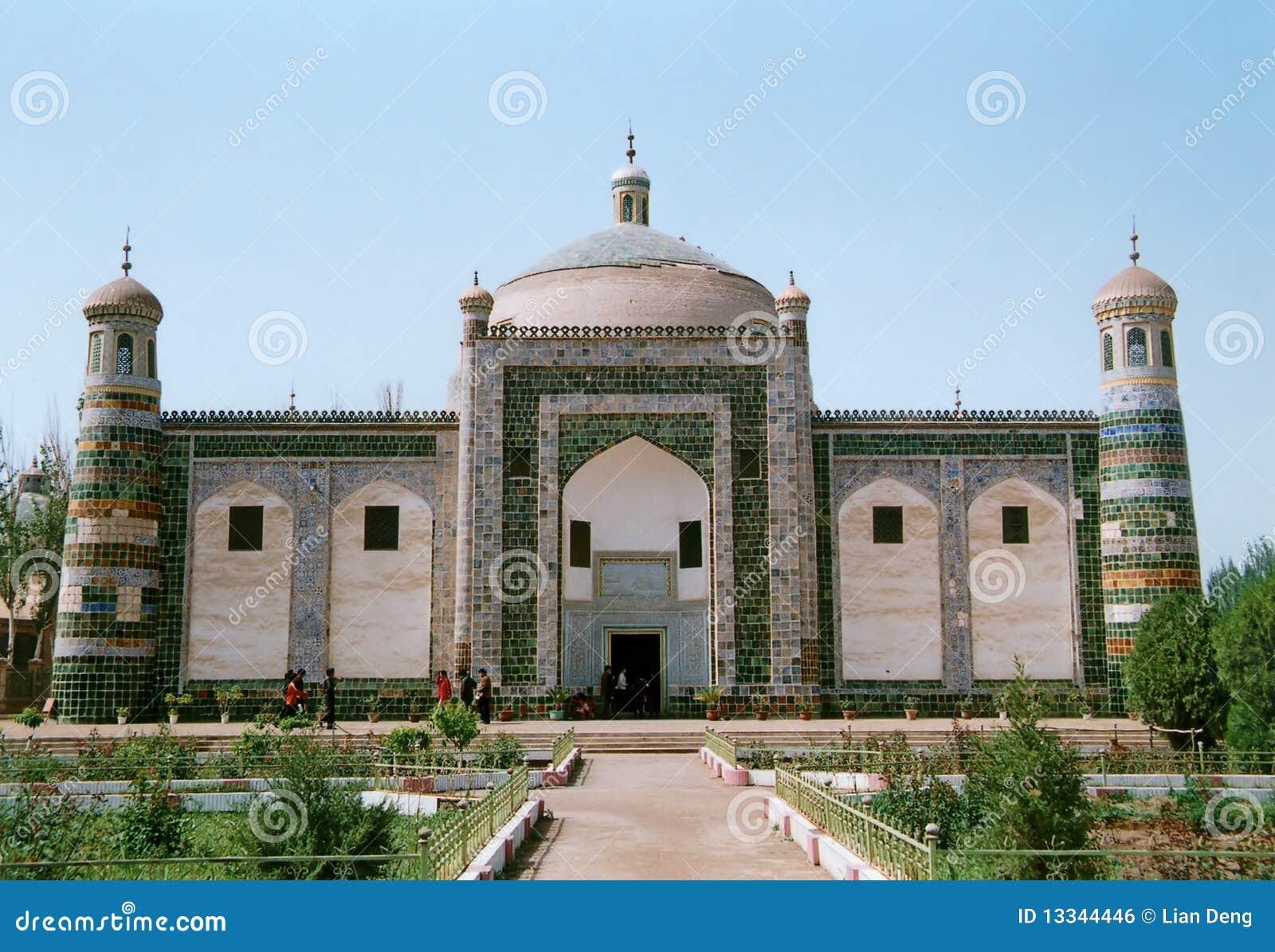 Tombeau arabe