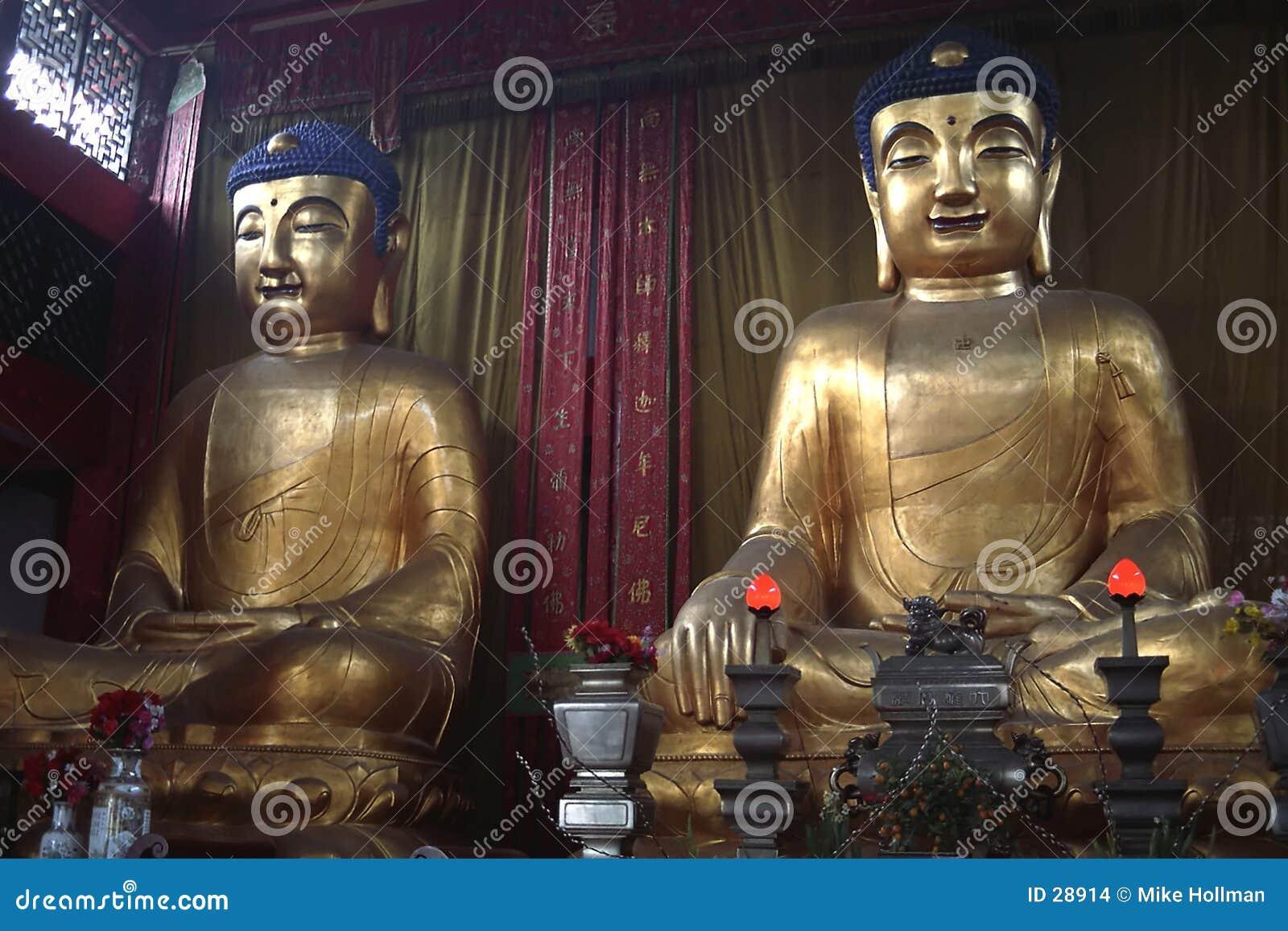 Tombeau bouddhiste